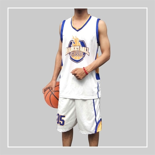 Costum Jersey Basket
